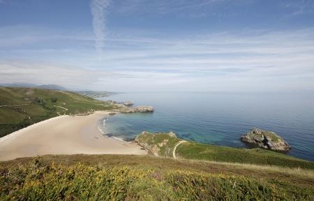 asturias: Torimbia Beach  Asturias