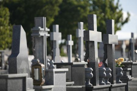 cat�licismo: cementerio