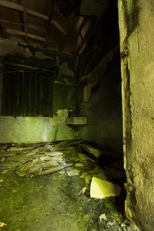 Abandoned madhouse Imagens