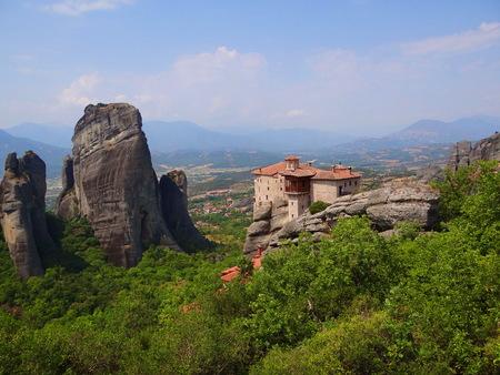 meteors: the monasteries of Meteora