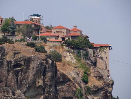 monasteri: I monasteri di Meteora Grecia