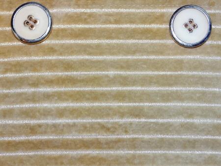 of beige: beige fabric Stock Photo