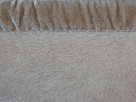 woolen fabric: tejido de lana Foto de archivo