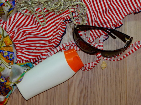protective: sun protective cream