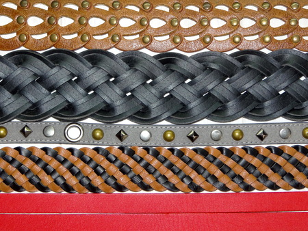 belts: belts Stock Photo