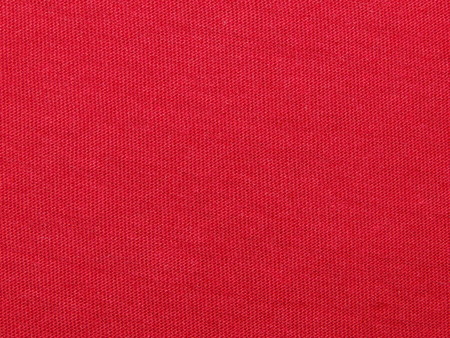 red cloth: red cloth