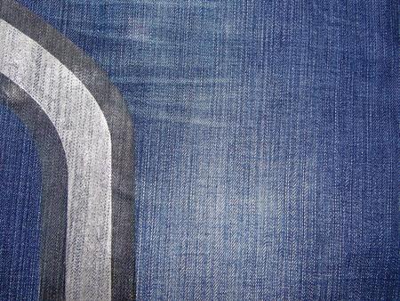 denim fabric: denim fabric with stripes