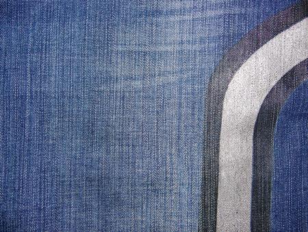 stripes: denim fabric with stripes