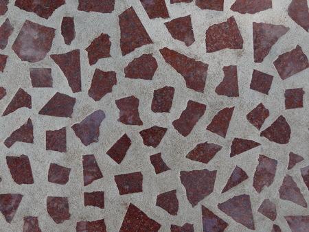 mosaic: mosaic stone Stock Photo