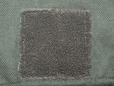 velcro: green cloth with Velcro