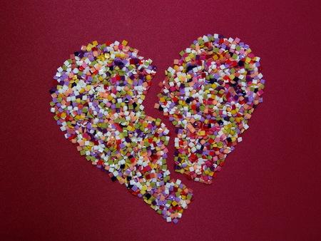 unfaithful: broken heart