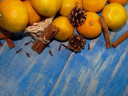 tangerine: christmas tangerine