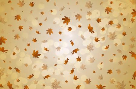autumn leaves Фото со стока - 83334862