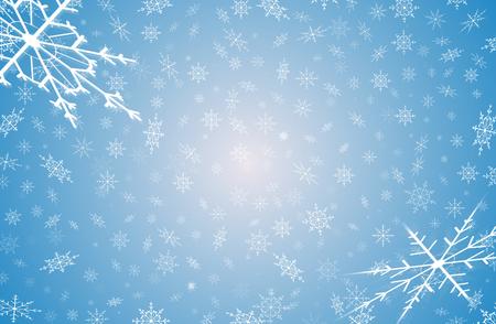 ice: Winter background