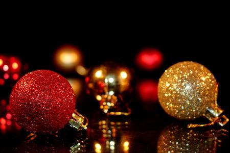 christmas background Фото со стока - 90015958
