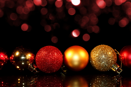 glint: christmas background