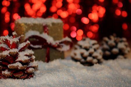 Christmas background Stok Fotoğraf - 131349140