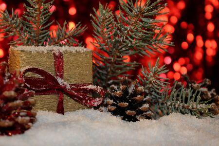 Christmas background Stok Fotoğraf - 131349388