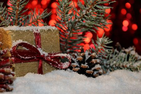 Christmas background Stok Fotoğraf - 131349166