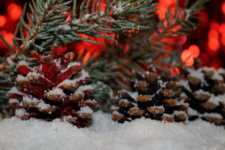 Christmas background Stok Fotoğraf - 131349511