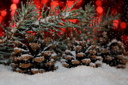 Christmas background Stok Fotoğraf - 131349310
