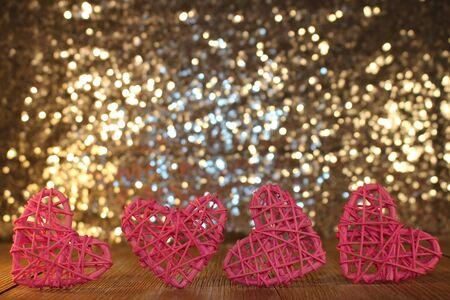 heart Standard-Bild - 133955392