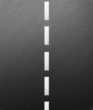 road surface: Asphalt dark texture with white line