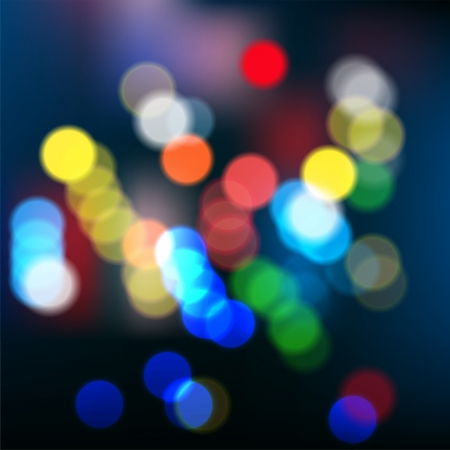 blur effect: Abstract colorful blurred background