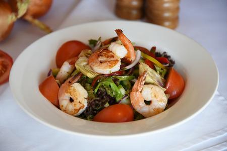enjoyable: Enjoyable shrimp salad