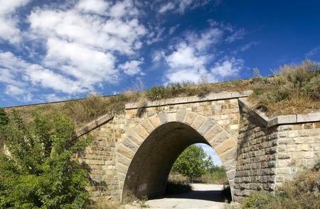 centenarian: Tunnel under the railway, built in 1914