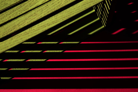 Abstract still life Geometry of the shadow