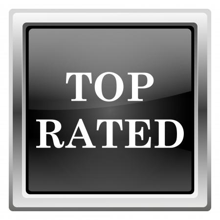 black metallic background: Metallic icon with white design on black background