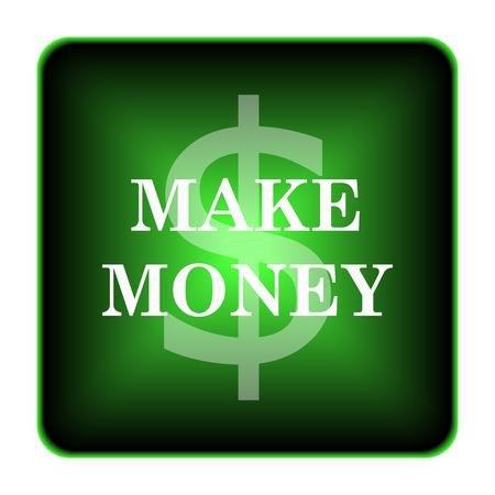 Making Money Icons Make Money Icon
