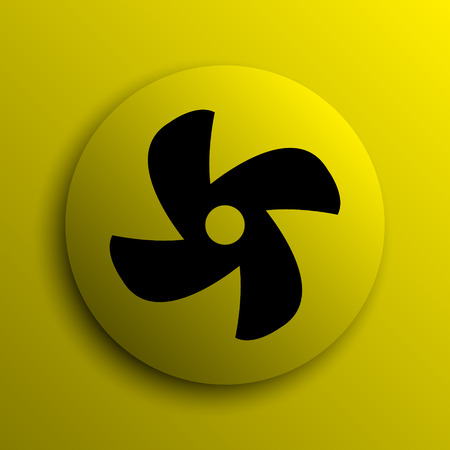 conditioned: Fan icon. Yellow internet button.