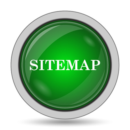 reference: Sitemap icon. Internet button on white background. Stock Photo
