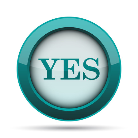 proceed: Yes icon. Internet button on white background.
