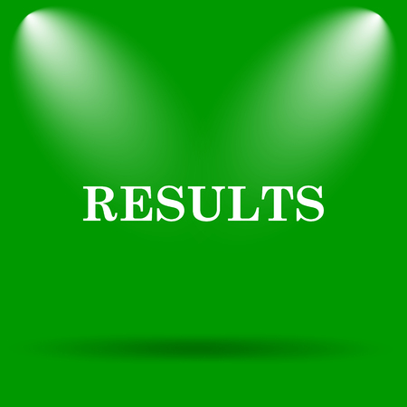 consequence: Results icon. Internet button on green background.