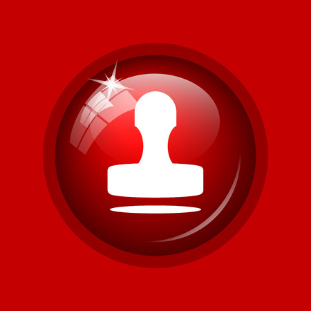 qualify: Stamp icon. Internet button on red background.