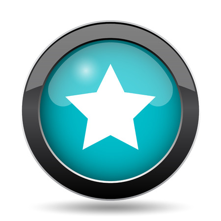 preference: Favorite  icon. Favorite  website button on white background. Stock Photo