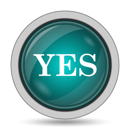 proceed: Yes icon, website button on white background.