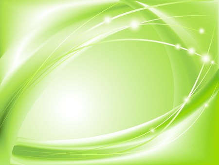 mesh background: Abstract green background