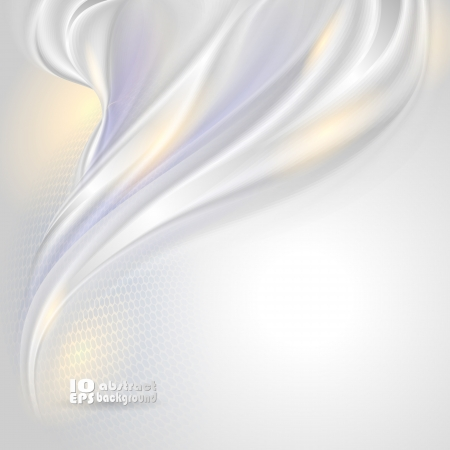 Abstract silver background Illustration
