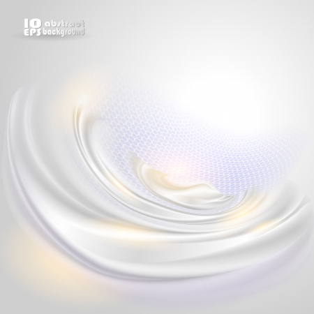 Abstract pearl background Vector