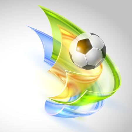 football world cup: Soccer Vector Design