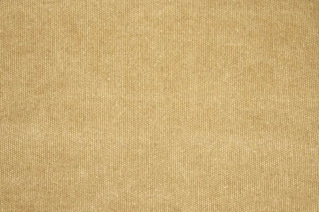 Beige linen background with fine fibers Stock Photo