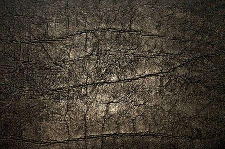 cuir: Arri�re-plan sombre et vieux cuir