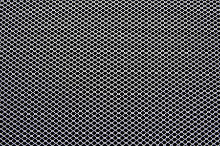 Abstract background made of nylon netting
