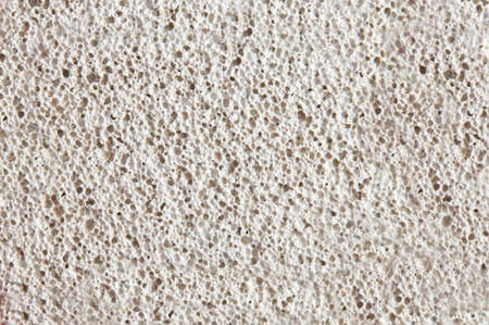 coquinoid limestone background with small pores Stock Photo