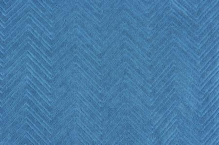 blue cotton towel