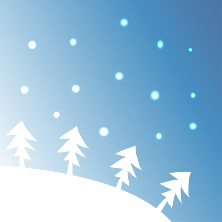 illustration with sky for your design Stock Vector - 17240313